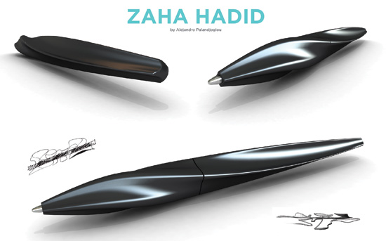 Designing Pens