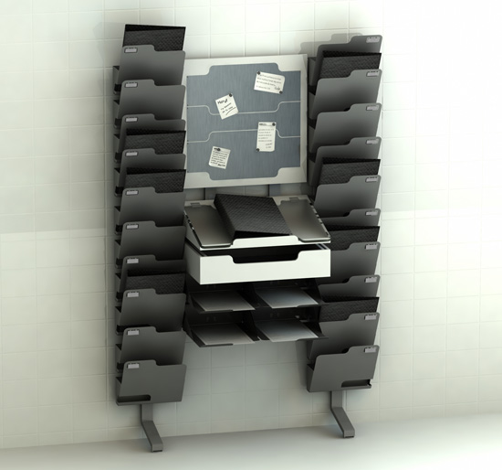 Medical Records System Furniture