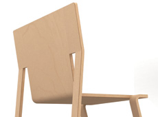 Foglia Chair + Davin Desk