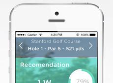 Golf Caddie App